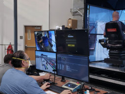 GlobalSim and Coping with COVID 19 Crane Simulators